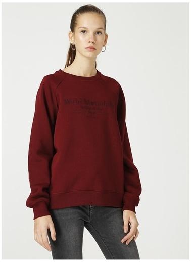 Loft Sweatshirt Bordo